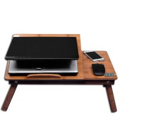 View DGB Murray Wooden Cooling Pad(Wood) Laptop Accessories Price Online(DGB)