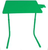 Tablemate Adjustable Portable Folding Laptop Study Green Changing Table