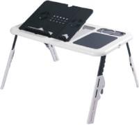 View jhondeal.com Plastic Portable Laptop Table(Finish Color - White) Furniture (jhondeal.com)