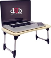 View DGB Laptab LD2013 Multi functional Table Cooling Pad(Light Wood) Laptop Accessories Price Online(DGB)