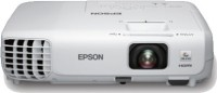 Epson EB-S03 2700 lm LCD Corded Portable Projector(White)