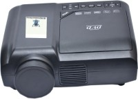 ABB 60 lm LED Corded Portable Projector(Black)