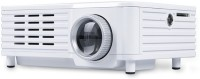 MDI GP8 100 lm LED Corded Mobiles Portable Projector(White)