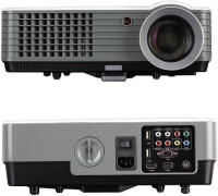 MDI RD-801A Android & wifi 2000 lm LED Corded Mobiles Portable Projector(Black)