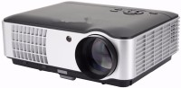 MDI RD-806A with Android & wifi led, HDMI TV Multimedia 2800 lm LCD Corded Mobiles Portable Projector(Black)