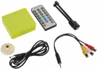 UNIC UC50 UC50 800 lm DLP Corded & Cordless Portable Projector(Green)