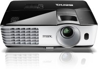 BenQ MX666 3500 lm DLP Corded & Cordless Portable Projector(Black)