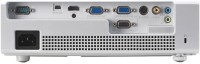 Hitachi DH300 3000 lm DLP Corded Portable Projector(White)