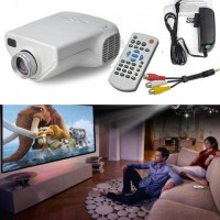 View Sonic 50 lm LED Corded Portable Projector(White)