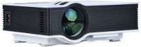 Unic UNIC UC - 40 Portable LED Projector 800 lm LED Corded Portable Projector(White, Black)