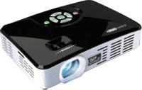 Potronics 500 lm DLP Corded Portable Projector