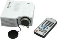 Artek 48 lm LED Corded Portable Projector(White)