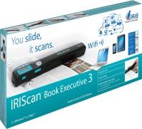 Iris Scan Book Executive 3 WIFI Cordless Portable Scanner