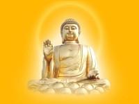 Lord Gautam Budha Paper Print(12 inch X 18 inch, Rolled)