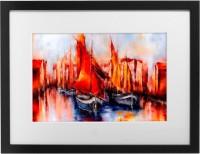 Shaildha's Water Colour Print Painting Fine Art Print(9 inch X 11 inch)