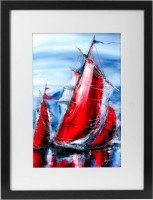Shaildha's Water Colour Print Painting Fine Art Print(11 inch X 9 inch)