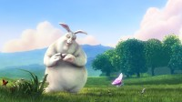 Big Rabbit Animation Poster Paper Print(12 inch X 18 inch, Rolled)