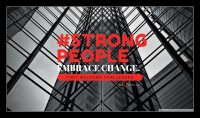 #Strong People Fine Art Print(12 inch X 18 inch)