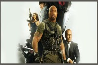 Hollywood Joe Retaliation Movie Poster Paper Print(12 inch X 18 inch, Rolled)