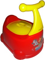 Babyofjoy Trainer Potty Seat(Red, Yellow)