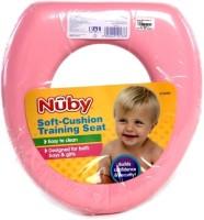 NUBY Soft Training Cushion Seat Potty Seat(Pink)