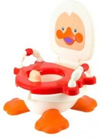 ANH Style Trainer panda Duck Potty Seat(Red, White)