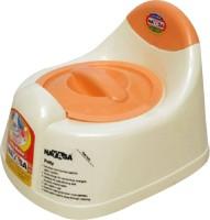 #° DEGREES Nayasa-04 Potty Seat(Beige, Orange)