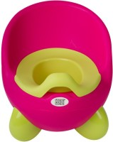 Mee Mee Baby Trainer Easy-to-Clean Potty Chair Potty Seat(Pink)