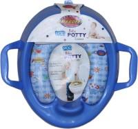 Amardeep Baby Trainer Potty Seat(Blue)