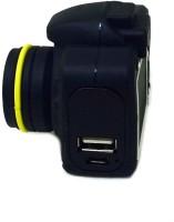 Shrih SHR-9545 Camera Shaped 8800 mAh Power Bank(Black, Lithium-ion)