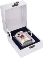 Osasbazaar Mickey Mouse Cup - Purity Certified Silver Utensil
