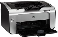 HP LaserJet Pro P1108 Single Function Printer(Black, White, Toner Cartridge)