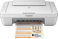 Canon PIXMA MG2570 All-in-One Inkjet Printer(White, Ink Cartridge)