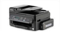 Epson Ink Tank M205 Multi-function Wireless Printer(Black, Refillable Ink Tank)
