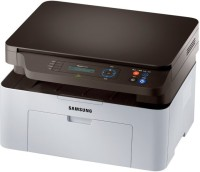 Samsung SL-M2071 Multi-function Printer(Black, Grey, Toner Cartridge)