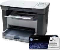 HP LaserJet M1005 Multi-function Printer(Black, White, Toner Cartridge)