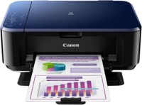 Canon E560 Multi-function Inkjet Printer(Black, Ink Cartridge)