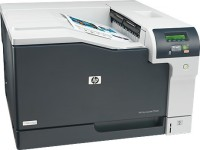 HP Color LaserJet CP5225(CE710A) Single Function Printer(White, Toner Cartridge)