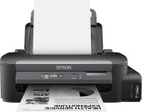Epson Ink Tank M105 Single Function Wireless Printer(Black, Refillable Ink Tank)