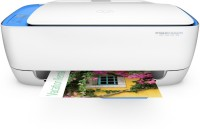 HP DeskJet Ink Advantage 3635 All-in-One Printer(White, Ink Cartridge)