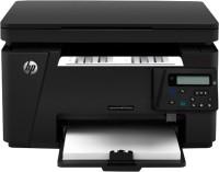 HP LaserJet Pro MFP M126nw Multi-function Wireless Printer(Black, Toner Cartridge)