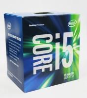 Intel 3.9 GHz LGA 1151 i5-6600 Processor(Gray)