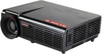 Egate EG P513 3600 lm LED Corded Portable Projector(Black)