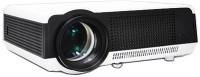 PLAY PP001 Portable Projector(White)
