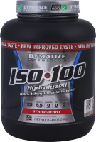 Dymatize Whey Protein(2257 g, Strawberry)