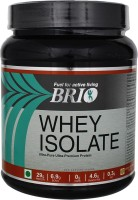 Brio Whey isolate Weight Gainers/Mass Gainers(500 g, Cookies, Cream)