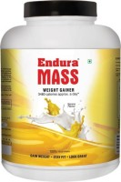 Endura Mass Weight Gainers/Mass Gainers(3000 g, Banana)