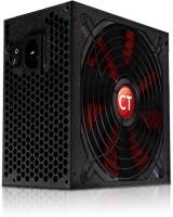 Circle 600W APFC 600 Watts PSU(Black)