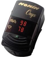 NONIN MODEL 9500 ONYX Pulse Oximeter(Black)