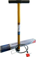 Wintech Airace Multipurpose With Steel Handle Bicycle Pump(Multicolor)
